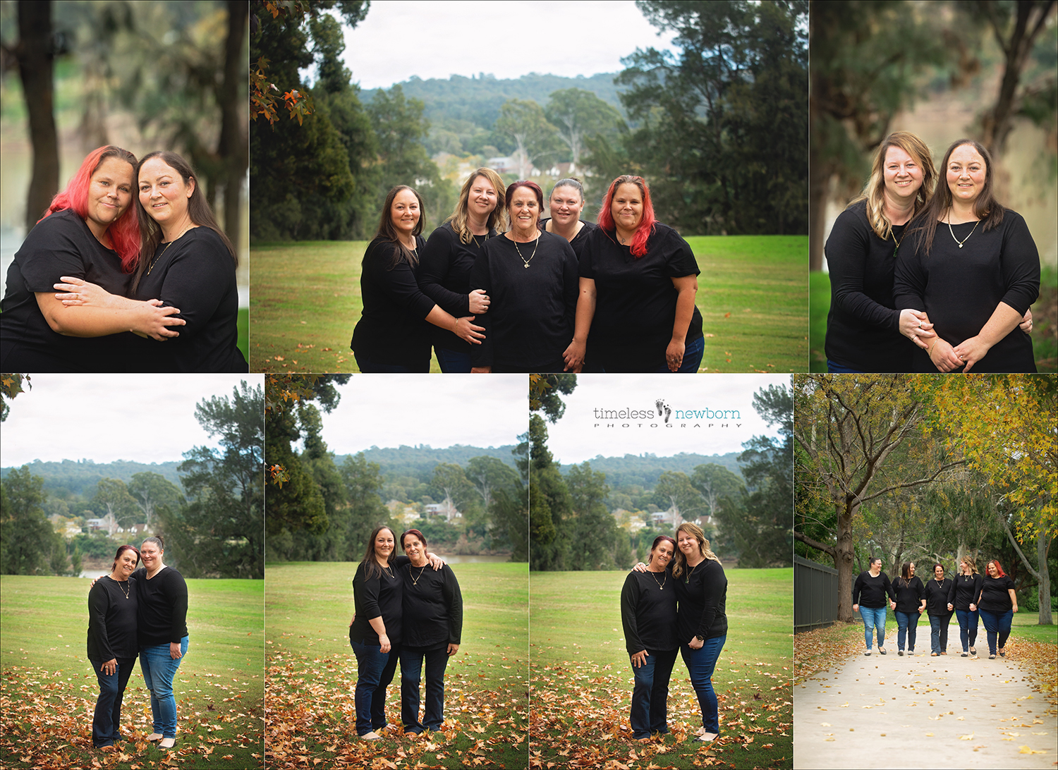 outdoor family session Penrith NSW