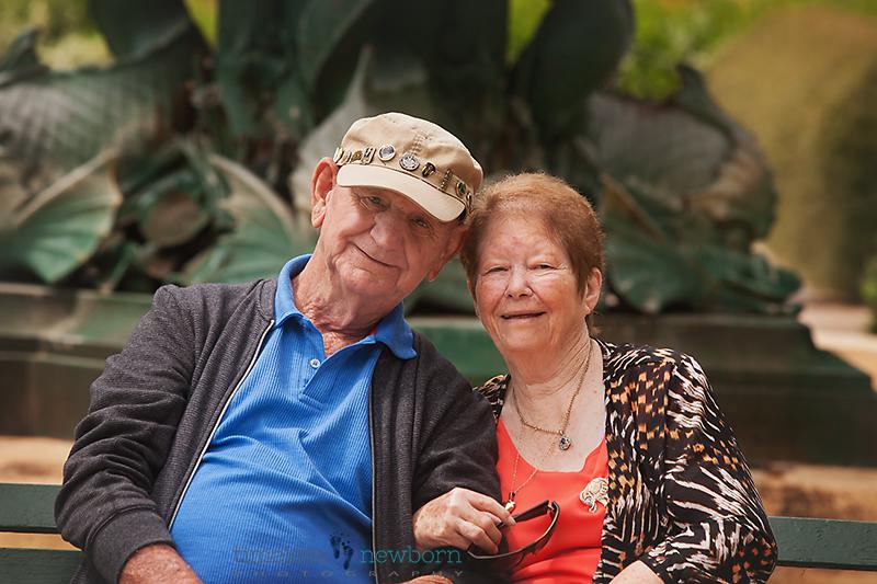 family photo grandparents